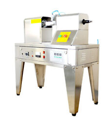 New Ultrasonic Automatic Plastic Tube Sealer Toothpaste Packaging Machine 220v