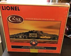 Case Xx Train Setrare 773 Of1000 Still Sealed In Shrink Wrap Two Box Set