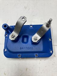 1949-50 Ford 3 Speed Manual Transmission Shift Housing Cover 8a-7222