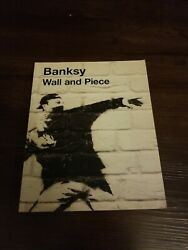 Wall and Piece by BANKSY 2006 Paper Back