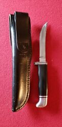Buck 118 Inverted Tang With Sheath