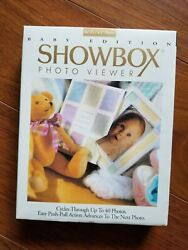 Burnes Of Boston Baby Edition Showbox Photo Viewer 40 Photos 3.5quot;X5quot; Sealed New