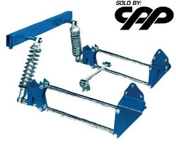 1953-56 Ford F-100 F100 Heidts Coilover Coil-over 4-link Rear Suspension Kit