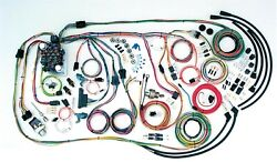 1955-1959 Chevy Truck American Autowire Classic Update Wiring Harness Kit 500481