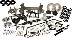 1935-41 Ford Truck Cpp Mustang Ii 2 Front Ifs Suspension Conversion Kit