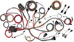64 65 66 Ford Mustang Classic Update American Autowire Wiring Harness Kit 510125