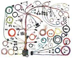 1976-86 Jeep Cj Classic Update American Autowire Wiring Harness Kit 510573