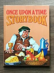 Once Upon A Time Storybook By Jane Carruth Illustrated 1984 Edition