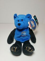 Limited Treasures Allen Iverson 76ers Collectable Beanie Bear Limited Edition