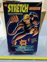 Stretch Armstrong Cap 15inch Vintage Si Lengthens 1994 Perfect