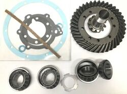 Ring And Pinion Gear 3781 And Installation Kit 1928-1931 Fords A-4209-set
