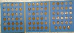 67 Coin Set 1909-1940 Lincoln Wheat Penny Cent - Early Dates Collection  318