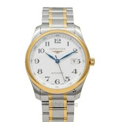 Longines The Longines Master Collection L27935787 White Dial Unisex Watch