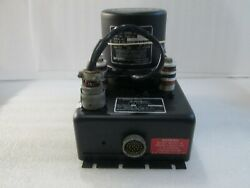 Sperry Rand Gyro And Synchronizer G14 Compass P/n 2587193-23 Overhauled