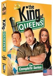 The King Of Queens - The Complete Series - Dvd Set Same Day Shipping