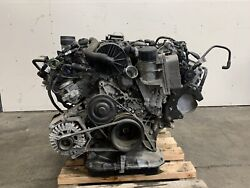 2010 Mercedes W221 S400 Hybrid M272 3.5l Engine Motor Assembly Only 48k Used