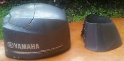 Yamaha Outboard F50 Hp Fourstroke Cowling With Bottom Skirt 2012