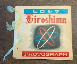 Photograph Album And Accounting Of The Atomic Bombing Of Hiroshima