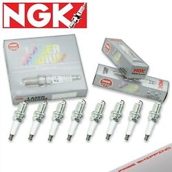 8 Spark Plugs Made In Japan Ngk Laser Iridium 127 Sifr6a11 127 Sifr6a11 Tune