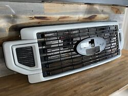 2020-22 Ford Superduty Oem High Flow Grill F250 F350 F450 Painted Any Color