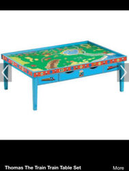 Thomas The Train Wooden Table