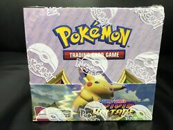 pokemon vivid voltage booster box. IN HAND READY TO SHIP..ENGLISH..
