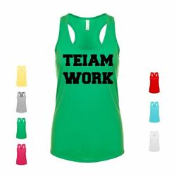 Teiam Work Humor Team Projects Busy Jobs Spelling Bee Error Compete Womenand039s Tank