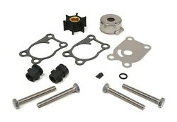 Water Pump Rebuild Kit For 1987 Johnson Evinrude 6 Hp J6rcud Outboard Impeller