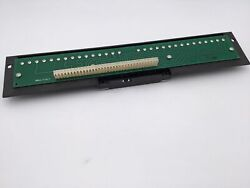 Leeds And Northrup 078561 Terminal Board 3 Wire For 25000 Series Recorder