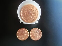 Roll Of 20 X 2013 Freedom Girl 1 Oz .999 Copper Round Silver Shield Series Sbss