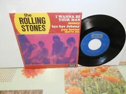 The Rolling Stonesi Wanna Be Your Manep7-fr-1972.decca457026.mat-sacem-1972.