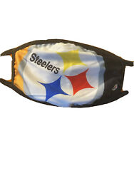 Lot Of 400 Pittsburgh Steelers Face Mask New Adult Free Shipping