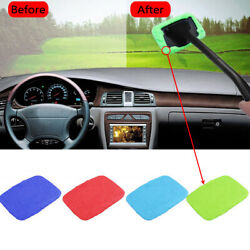 1pcs Microfiber Windshield Cleaning Cover Pad Car Window Glass Cleaner Tools