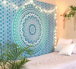 Tapestry Wall Hanging Decor Hippie Bohemian Mandala New Indian Twin Decoration