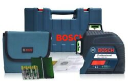 Bosch Professional Gll 3-60 Xg 3 X 360° Green Lines All Round Laser Level Tools