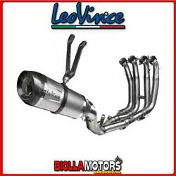 8472s Exhaust Full Leovince Bmw S 1000 Rr 2013- Factory S Inox/carbon