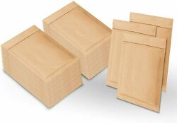 1200 000 4x7 Kraft Natural Paper Padded Bubble Envelopes Mailers Case