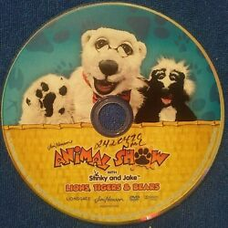 Animal Show With stinky and Jake dvd Disc Only NO USPS TRACKING