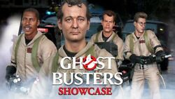 Hcg All 4 Ex Ghostbusters 14 Scale Statue + Sideshow Book