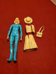 Vintage Marx Johnny West Best Of The West Jane West W/accessories