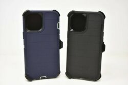 OtterBox Defender Pro Series Case w Holster for iPhone 12 amp; iPhone 12 Pro 6.1quot;