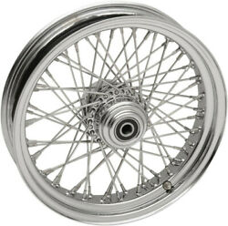 Wheel Assemblies Laced 50-spoke Front Chrome - Indian Scout Abs Sixty - Drag ...