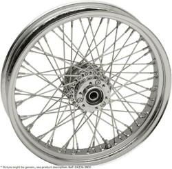 Wheel Ft 60sp 21x3.5 Ind - Indian Abs Chieftain Chief Dark Horse Classic - Dr...