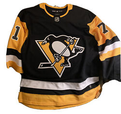 Pittsburgh Penguins Malkin 71 Jersey Authentic Pro Jersey 54 2xl Home Pgh Seller