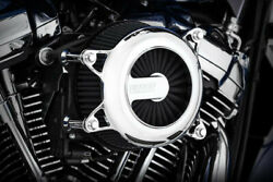 Air Intake Vo2 Rogue Chrome - Harley Davidson Abs Glide Road Classic Electra ...