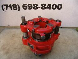 Ridgid 141 Die Pipe Threader 2 1/2 To 4 For 300 535 Threading  Mint Condition
