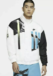 Nike Challenge Court Agassi Jacket 2020 Size Small Nwt Cq9184-101