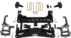 Rancho Suspension System For 10-13 Ford F-150 Series 4in
