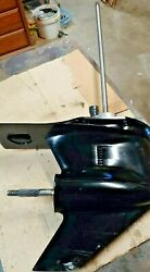 Mercury Optimx Lower Unit 30 Shaft Lh 200-225-250 Hp Counter Rotation Gearcase
