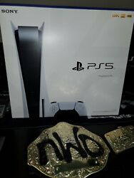 🔥ps5 Sony Playstation 5 Console Disc Version🔥brand New ✈️ Next Day Shipping